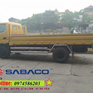 xe tải hino 5 tấn thùng lửng nhập khẩu