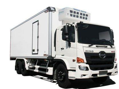 xe tải hino đông lạnh 15 tấn